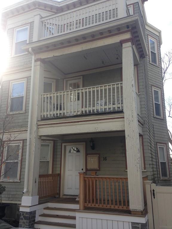 16 Rowell #3, Boston, MA 02125 (MLS #72424599) :: Mission Realty Advisors