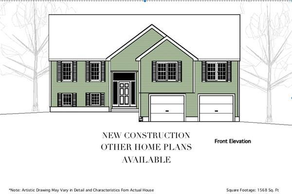 Lot 4 North Cove, Sterling, MA 01564 (MLS #72424719) :: The Home Negotiators