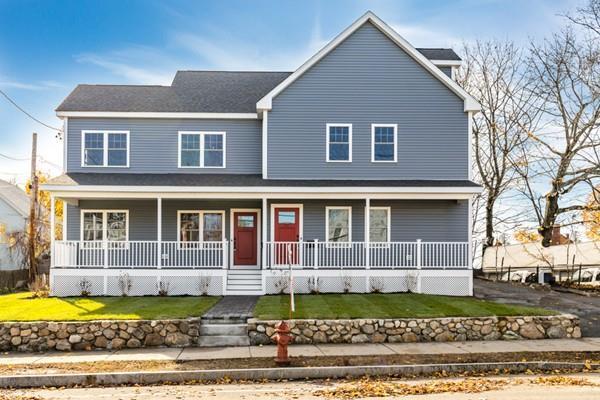 62 Swanton Street A, Winchester, MA 01890 (MLS #72426564) :: COSMOPOLITAN Real Estate Inc