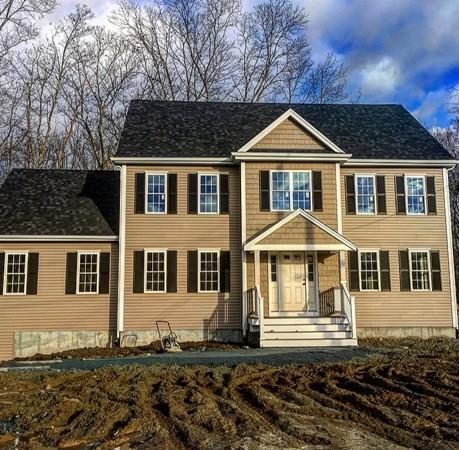 16 Preservation Way, Attleboro, MA 02703 (MLS #72427650) :: Westcott Properties