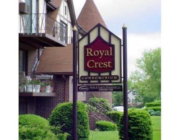 11 Royal Crest Drive #3, Randolph, MA 02368 (MLS #72427841) :: Trust Realty One