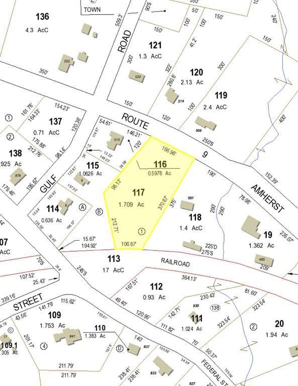 0 Amherst Rd, Belchertown, MA 01007 (MLS #72429165) :: Kinlin Grover Real Estate