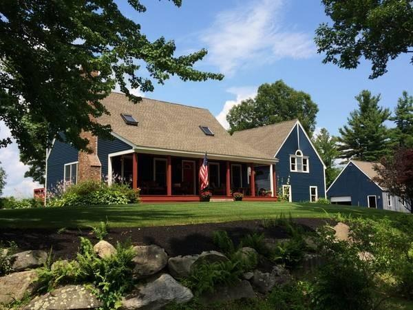 130 Manning Street, Holden, MA 01522 (MLS #72430036) :: Compass Massachusetts LLC