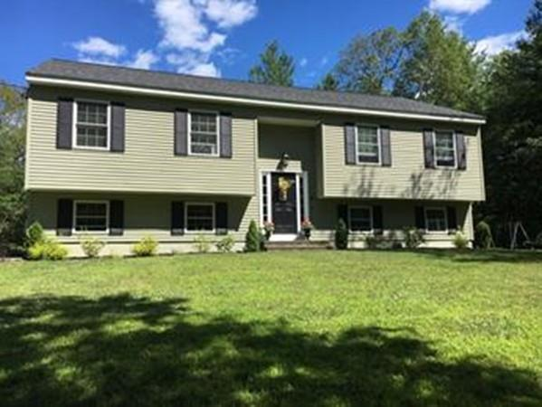8 Smith Hanson Rd, North Brookfield, MA 01535 (MLS #72431377) :: The Muncey Group