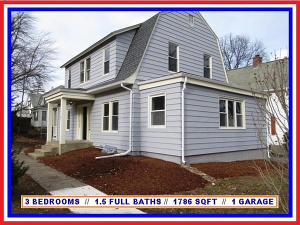 252 May Street, Worcester, MA 01602 (MLS #72432059) :: Trust Realty One