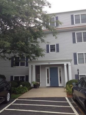 20 Webb Pl 2C, Mansfield, MA 02048 (MLS #72433020) :: Westcott Properties