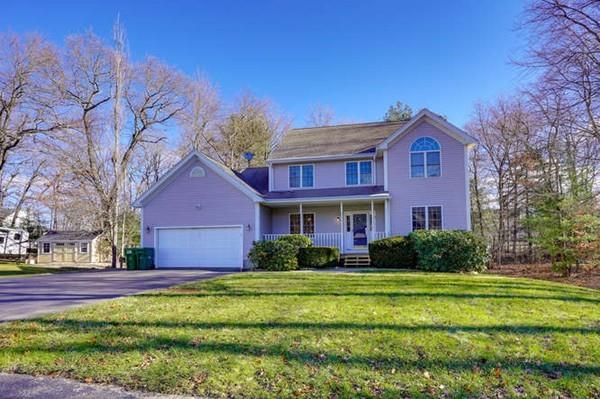 9 Strawberry Knoll Dr, Sutton, MA 01590 (MLS #72433479) :: Anytime Realty