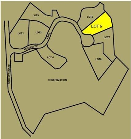 Lot 6 Ledgemont Lane, Dartmouth, MA 02748 (MLS #72433691) :: Anytime Realty
