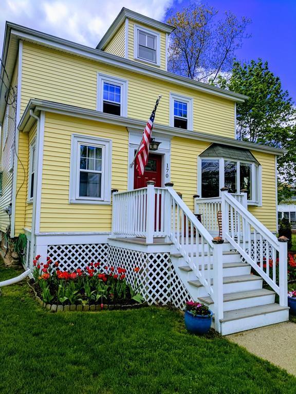 170 Chauncy St, Mansfield, MA 02048 (MLS #72435379) :: Primary National Residential Brokerage