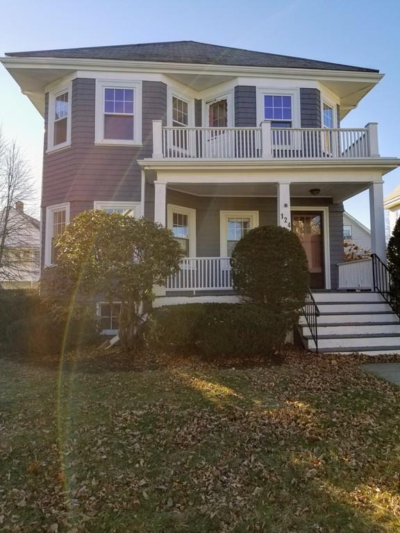 124 Manthorne Rd #1, Boston, MA 02132 (MLS #72439019) :: Trust Realty One