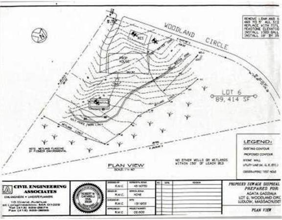 Lot 6 Woodland Circle, Ludlow, MA 01056 (MLS #72439569) :: Exit Realty