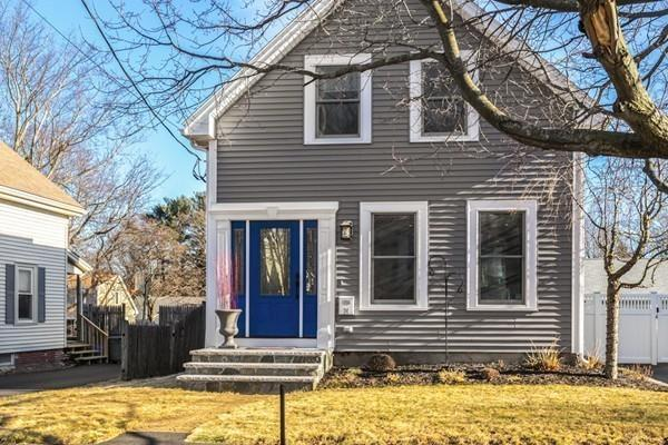 24 Chestnut St., Danvers, MA 01923 (MLS #72441118) :: Exit Realty