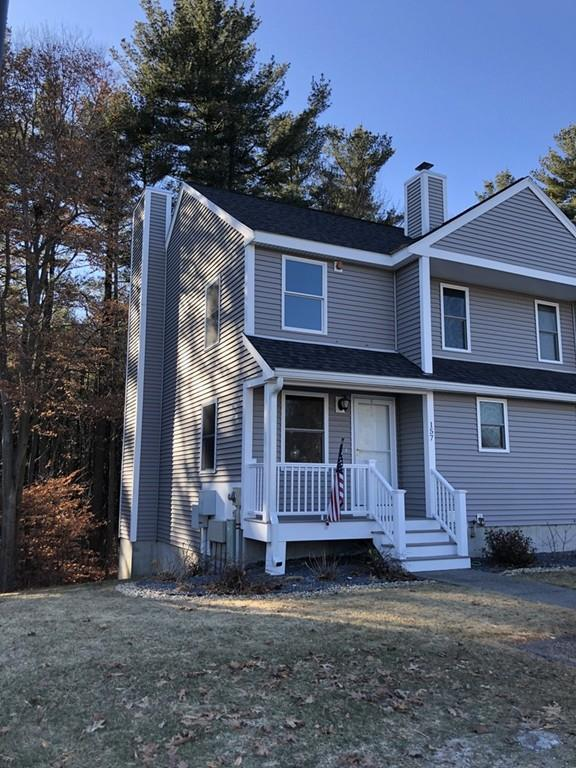 157 Bayberry Hill Lane #157, Leominster, MA 01453 (MLS #72441151) :: The Home Negotiators