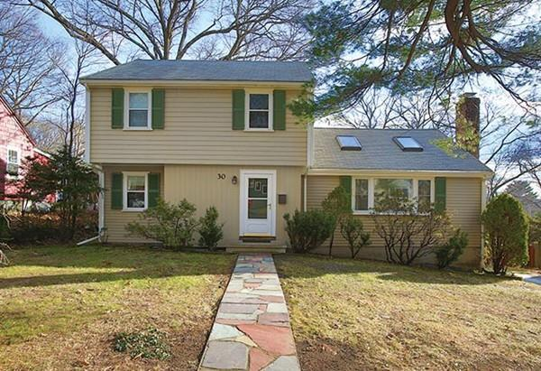 30 Roland St, Newton, MA 02461 (MLS #72441530) :: Trust Realty One