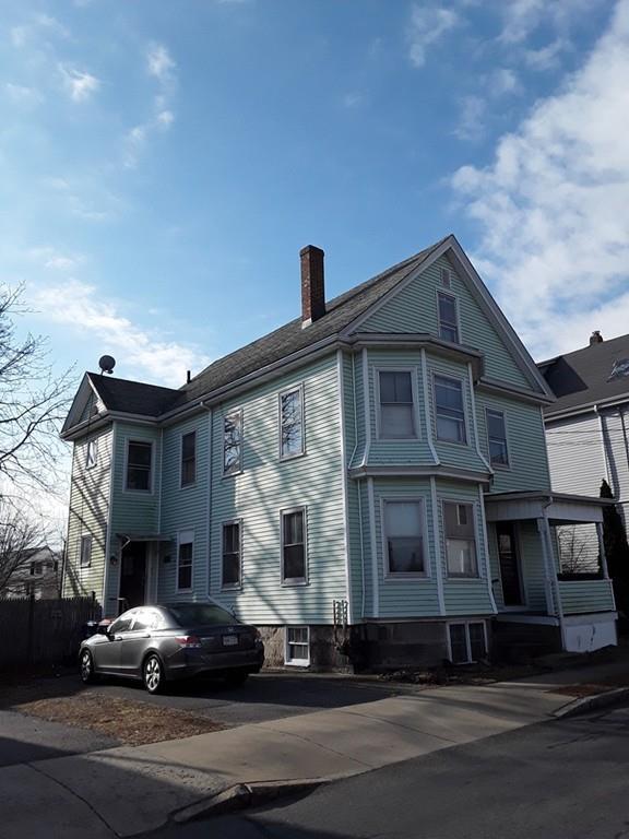 394 Allen St, New Bedford, MA 02740 (MLS #72443803) :: Cobblestone Realty LLC
