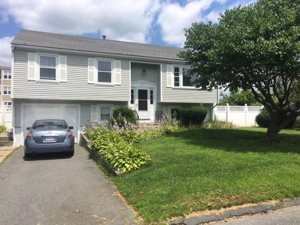 262 Heritage Dr, New Bedford, MA 02745 (MLS #72443966) :: Exit Realty