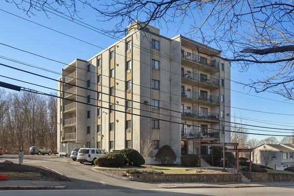 308 Quarry St #603, Quincy, MA 02169 (MLS #72444024) :: Westcott Properties