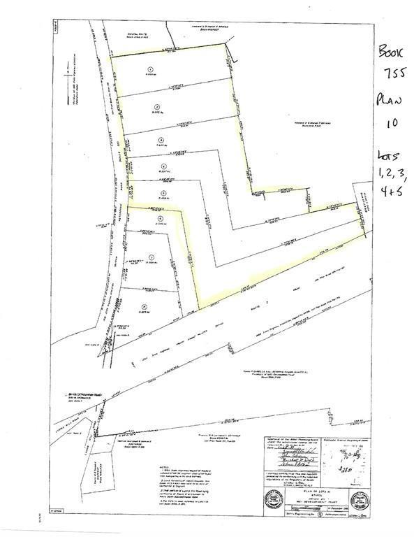 Lots 89-93 Petersham Rd, Athol, MA 01331 (MLS #72444145) :: Commonwealth Standard Realty Co.