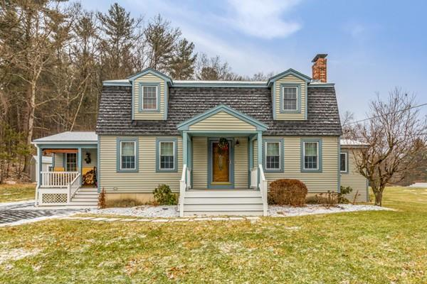 59 Holden Rd, Shirley, MA 01464 (MLS #72444173) :: The Home Negotiators