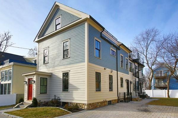 60 Porter Road #1, Cambridge, MA 02140 (MLS #72445157) :: Vanguard Realty