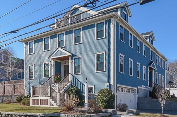 98 Spring St #98, Watertown, MA 02472 (MLS #72445177) :: The Muncey Group