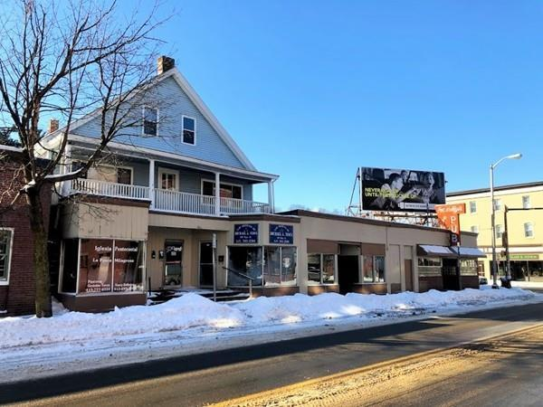 153-159 Main St & 37-39 Oak St, Springfield, MA 01151 (MLS #72447828) :: Vanguard Realty