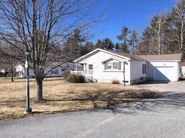 1303 Blueberry Circle Oak Point, Middleboro, MA 02346 (MLS #72448393) :: Apple Country Team of Keller Williams Realty