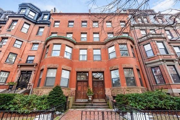 285 Beacon Street 5A/5B, Boston, MA 02116 (MLS #72452372) :: The Gillach Group