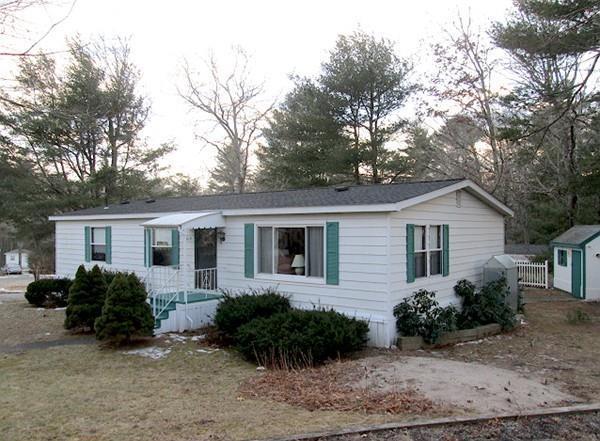 16-9 South Meadow Village, Carver, MA 02330 (MLS #72457353) :: Westcott Properties