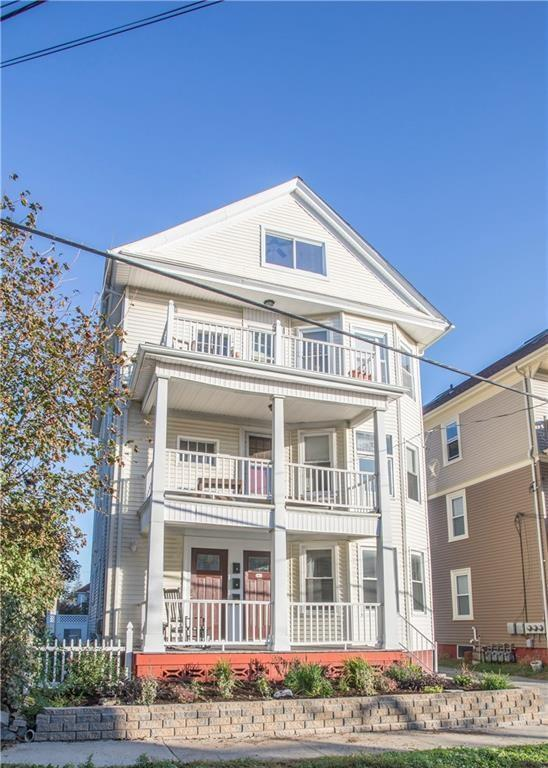 60 Eleventh #2, Providence, RI 02906 (MLS #72459167) :: Vanguard Realty