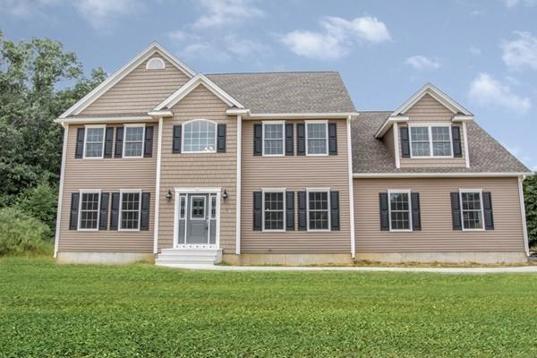 lot 5   52 Windermere Dr., Agawam, MA 01030 (MLS #72460782) :: NRG Real Estate Services, Inc.