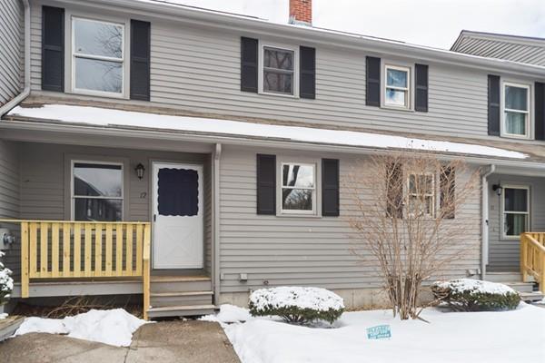 192 Pleasant St #12, Leominster, MA 01453 (MLS #72462700) :: The Home Negotiators