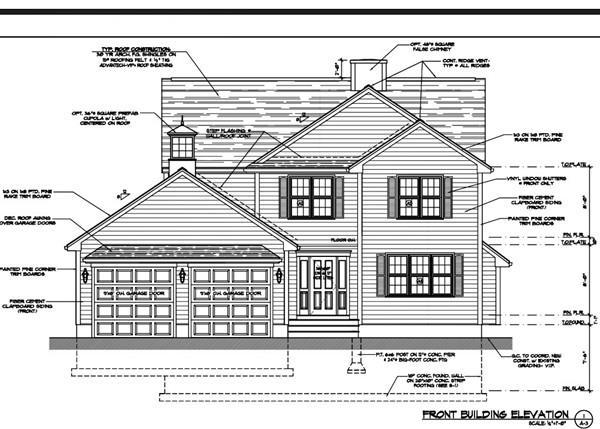 Lot 3 Captain Jones Way, Kingston, MA 02364 (MLS #72463487) :: Driggin Realty Group