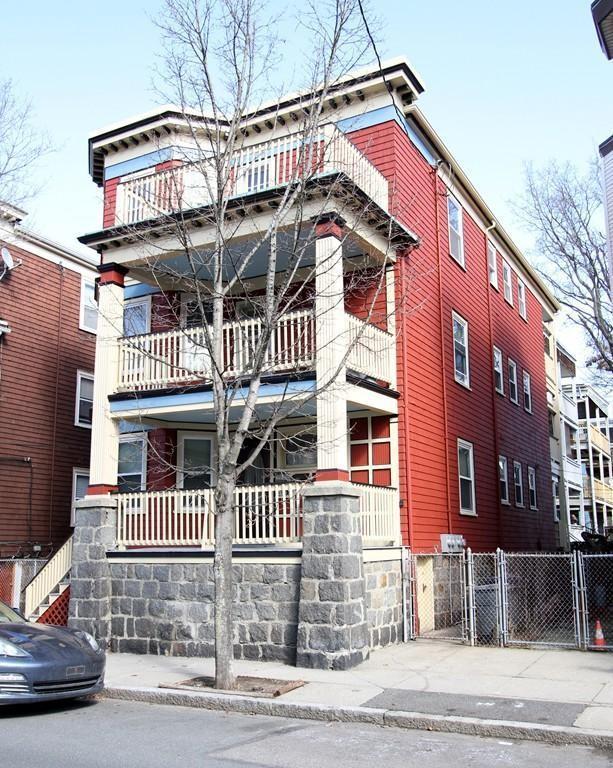 68 Bakersfield, Boston, MA 02125 (MLS #72463964) :: Westcott Properties