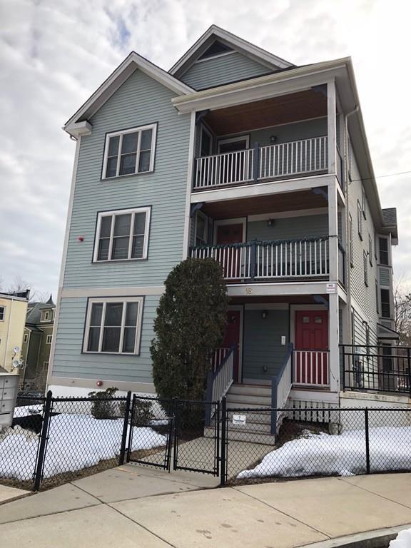 18 Brinton St #2, Boston, MA 02119 (MLS #72465615) :: Westcott Properties