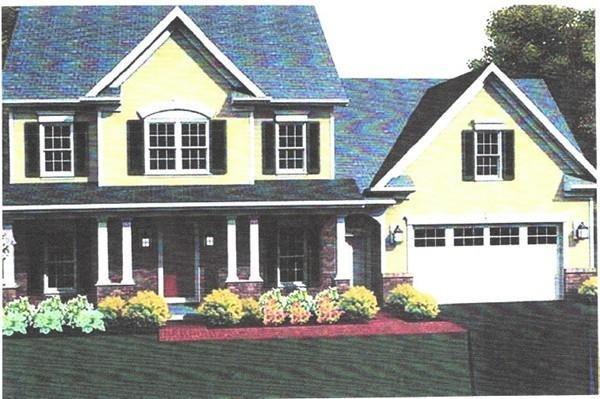 Lot 15 Old Schoolhouse, Oakham, MA 01068 (MLS #72465812) :: Vanguard Realty