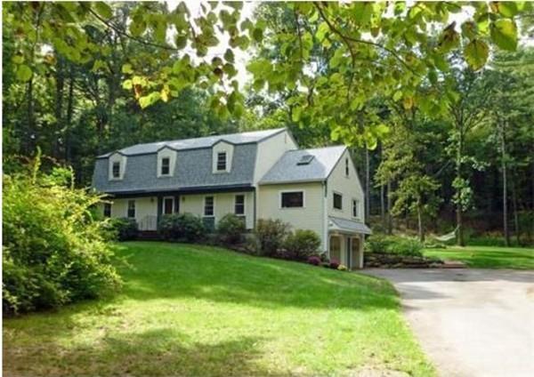 79 East Bare Hill Road, Harvard, MA 01451 (MLS #72466184) :: The Home Negotiators