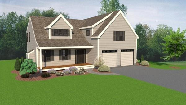 Lot 4-9 Timber Ridge Lane, Kingston, MA 02364 (MLS #72466247) :: The Russell Realty Group