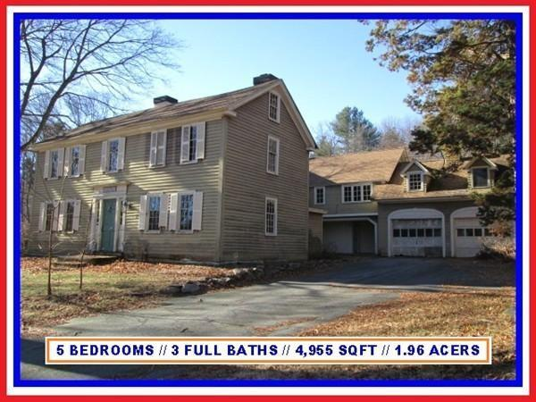130- South Street, Northborough, MA 01532 (MLS #72466612) :: Westcott Properties