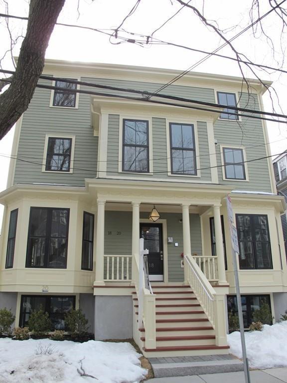 18 Tufts St #2, Cambridge, MA 02139 (MLS #72468157) :: Vanguard Realty
