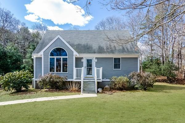 4 Homestead Road Ext, Bourne, MA 02562 (MLS #72468385) :: Mission Realty Advisors