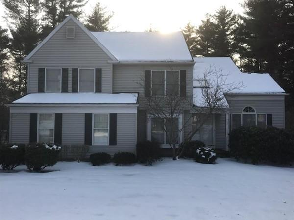 19 Forge Rd, Sharon, MA 02067 (MLS #72468806) :: Primary National Residential Brokerage