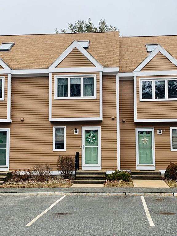 77 Steeplechase Ct #77, Haverhill, MA 01832 (MLS #72469750) :: Primary National Residential Brokerage