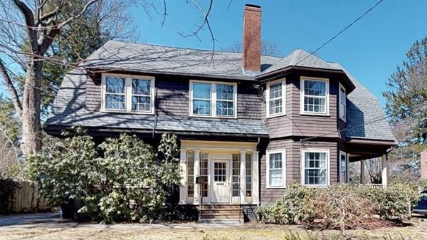 40 Crafts Road, Brookline, MA 02467 (MLS #72473480) :: The Gillach Group