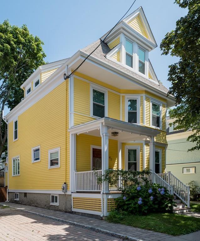47 Brook St., Brookline, MA 02445 (MLS #72473991) :: Primary National Residential Brokerage