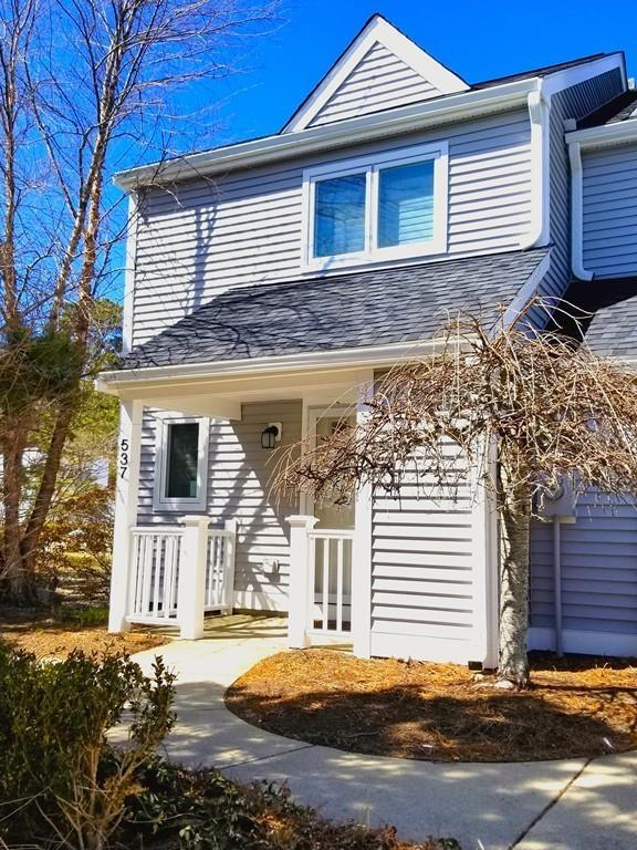 537 White Cliff Dr #537, Plymouth, MA 02360 (MLS #72474345) :: Primary National Residential Brokerage