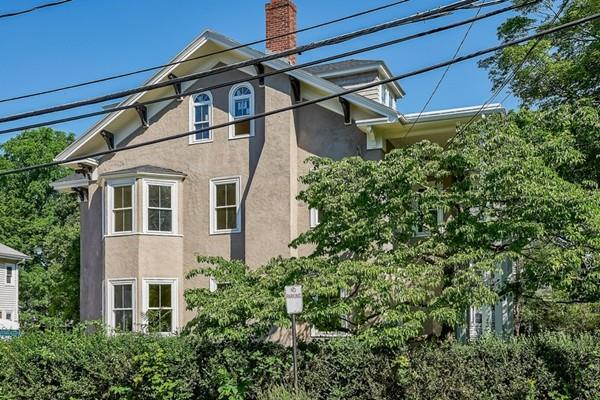 41 Cypress St #2, Newton, MA 02459 (MLS #72475650) :: Vanguard Realty