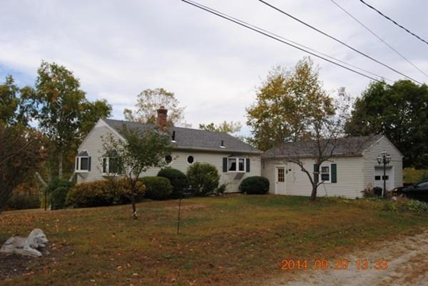 32 Jackson Rd, Webster, MA 01570 (MLS #72476260) :: Westcott Properties