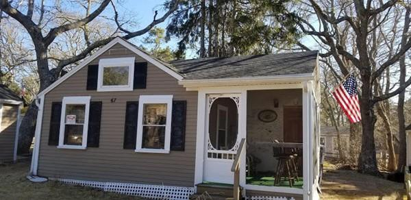 262 Old Wharf Rd #67, Dennis, MA 02639 (MLS #72476595) :: Primary National Residential Brokerage