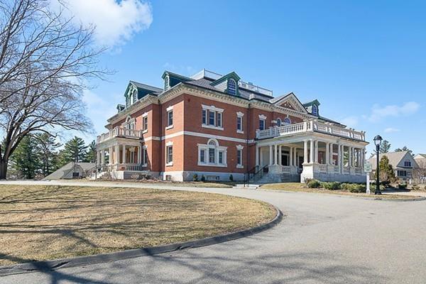 20 South Cottage Road #201, Belmont, MA 02478 (MLS #72480703) :: Lauren Holleran & Team